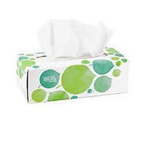 Seventh Generation; 100% Recycled 2-Ply Facial Tissue, 175 Tissues Per Box