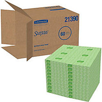 Surpass 2-Ply Facial Tissues, 45% Recycled, FSC Certified, White, 125 Per Box, Pack Of 60