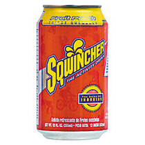 Sqwincher Ready-To-Drink Electrolyte Replenishment, Fruit Punch, 12 Oz Can, 24 Per Case
