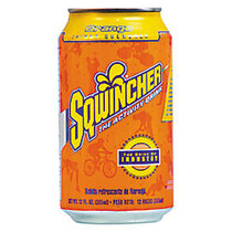 Sqwincher Ready-To-Drink Electrolyte Replenishment, Orange, 12 Oz Can, 24 Per Case