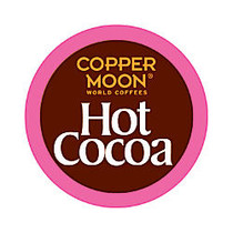 Copper Moon; Hot Cocoa Insta-Cups, 6.35 Oz, Pack Of 12
