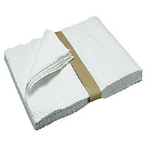 SKILCRAFT; Total Wipes II Cleaning Towel, 18 inch; x 13 inch;, White, Box of 1,000 (AbilityOne 7920-00-823-9772)