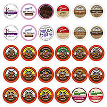 Perfect Samplers Variety Pack Hot Cocoa K-Cup; Pods, Pack Of 30