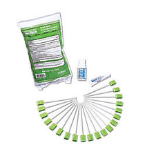 Toothette; Short Term Swab System With Perox-A-Mint; Solution