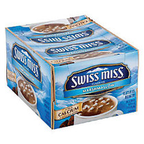 Swiss Miss Hot Cocoa, With Marshmallows, 0.73 Oz., Box Of 50