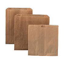 Hospital Specialty Co. Waxed Paper Liners For Sanitary Napkin Disposal, 10 1/4 inch;H x 7 1/2 inch;W x 3 1/2 inch;D, Case Of 500