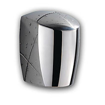 Royal Sovereign Antibacterial Touchless Hand Dryer, Stainless Steel