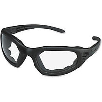 3M Maxim 2X2 Safety Goggles - Fog, Wind, Dust, Debris, Ultraviolet, Sun Protection - Polycarbonate Lens - Black - 1 Each