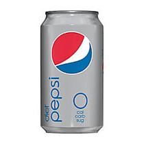 Diet Pepsi, 12 Oz., Pack Of 24