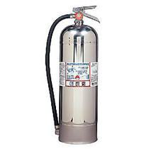 2-1/2WLS-A 2.5GAL. 2A WATER-PRO LINE W/WALL HOOK