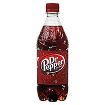 Dr Pepper;, 20 Oz. Bottle