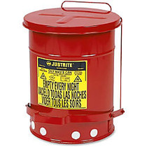 R3; Safety Oily Waste Can, 6 Gallons