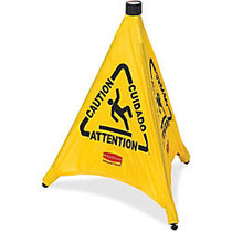 Rubbermaid; Pop-Up Safety Cone
