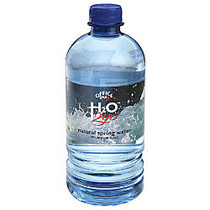 Water To Go; 100% Pure Spring Water, 20 Oz., Case Of 24