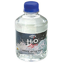Water To Go; 100% Pure Spring Water, 8 Oz., Case Of 24