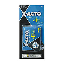 X-Acto Gripster Replacement Blades, No. 11, Pack Of 100