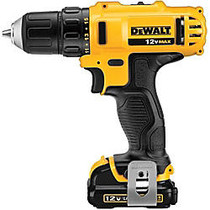 Dewalt DCD710S2 12V MAX 3/8 inch; Drill Driver Kit