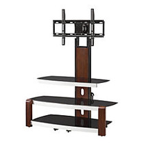 Whalen; Furniture London TV Console For Flat-Panel TVs Up To 47 inch;, 54 inch;H x 41 inch;W x 21 1/2 inch;D, Cherry