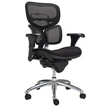 WorkPro; Commercial Mesh Back Executive Chair, Black