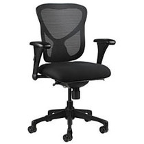WorkPro; 769T Commercial Office Task Chair, Black
