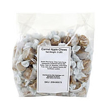 The Lovely Candy Company Lovely Caramels, 2 Lb, Caramel Apple