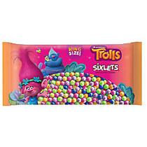 Trolls Sixlets Mix, King Size, 3.4 Oz