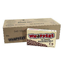 Whoppers Malted Milk Balls, 4-Oz Box, Pack Of 12
