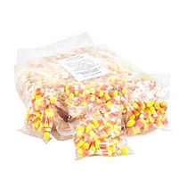 Zachary Confections Candy Corn Individual Packs, 5-Lb Bag, Bag Of 80 Treat-Size Packs