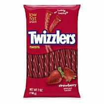 Twizzlers; Strawberry Licorice, 7 Oz Bag