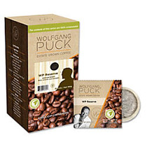 Wolfgang Puck Chef's Reserve™ Colombian Single Serve Coffee Pods, Pack Of 18