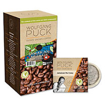 Wolfgang Puck Jamaica Me Crazy™ Single Serve Coffee Pods, Pack Of 18