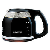 Mr. Coffee; PLD13-NP 12-Cup Replacement Decanter, White