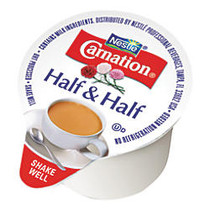 Carnation Half And Half, 0.304 Oz, Carton Of 180
