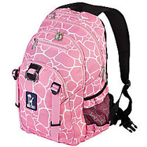 Wildkin Serious Backpack With 15 inch; Laptop Pocket, Pink Giraffe