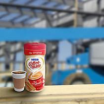 Nestle; Coffee-mate; Powdered Creamer Canister, Original, 11 Oz