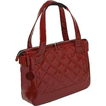 WIB Vanity WIB-VAN2 Carrying Case (Tote) for 16.1 inch; Notebook - Scarlet Red