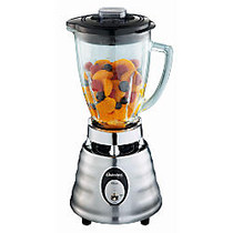 Oster; Classic Beehive Blender, 16 inch;H x 7 inch;W x 7 inch;D, Silver