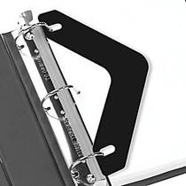 Wilson Jones; Easyflow Sheet Lifters, Black, Pack Of 2