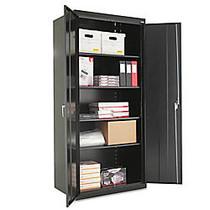 Alera; Storage Cabinet, 78 inch;H x 36 inch;W x 24 inch;D, Black