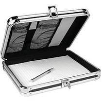 Vaultz; Storage Clipboard, 8 1/2 inch; x 11 inch;, Black