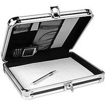 Vaultz; Storage Clipboard, 8 1/2 inch; x 14 inch;, Black