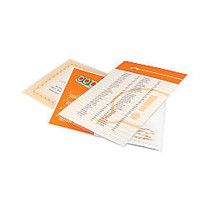 Swingline; GBC; UltraClear™ Thermal Laminating Pouches, Letter Size, Clear, Pack Of 100