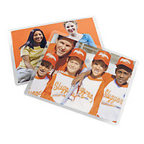 Swingline; GBC; UltraClear™ Thermal Laminating Pouches, Letter Size, Pack Of 50