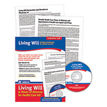 Adams; Living Will & Power of Attorney for Healthcare Kit