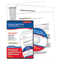 Adams; Personal Legal Forms And Agreements