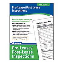 Adams; Pre-Lease & Post-Lease Inspections