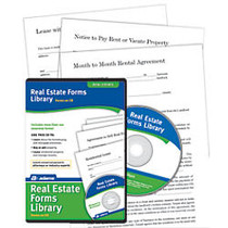 Adams; Real Estate Forms Library