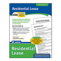 Adams; Residential Lease