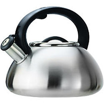 Primula Avalon 2.5 Qt. Whistling Kettle - Brushed Stainless Steel