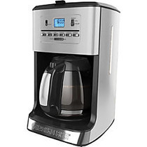 Black & Decker 12-Cup Tea and Coffee Maker
